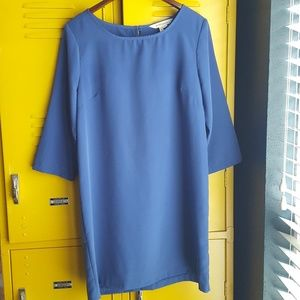 BCBGeneration blue shift dress